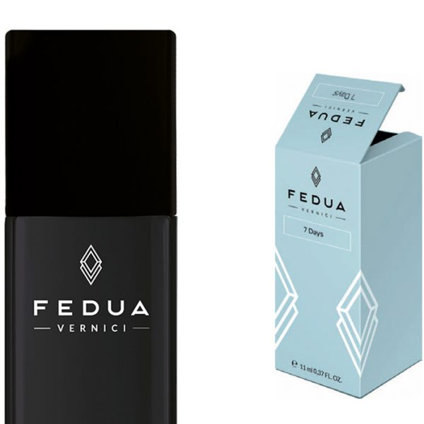 Fedua 7 Days Top Coat Box Nail Polish