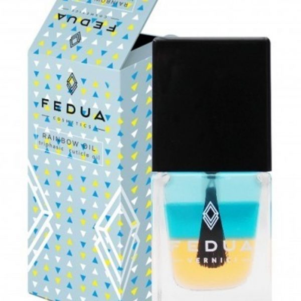 Fedua Cuticle Rainbow Oil Box