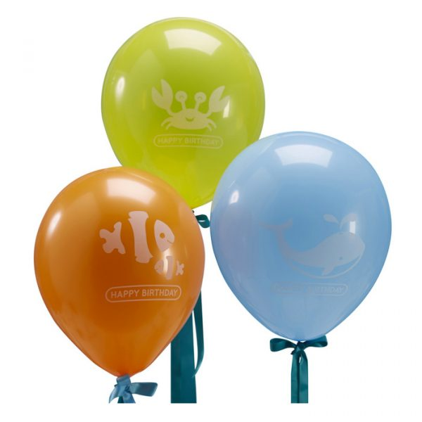 Ginger Ray Under The Sea Balloons