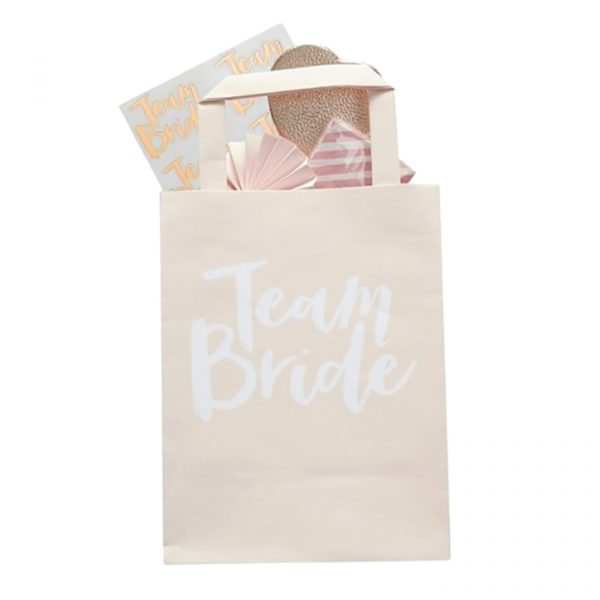 Ginger Ray Team Bride Party Bags