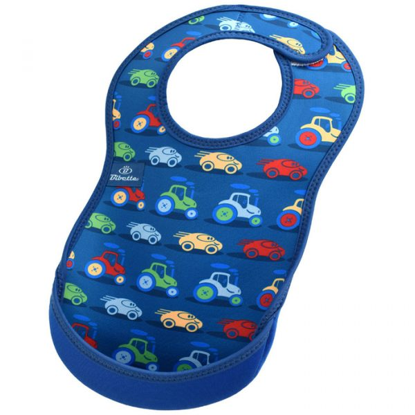 Bibetta Ultrabib Car Pattern