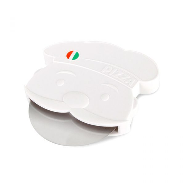 Balvi Pizza Slicer Pizzaiolo White