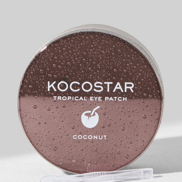 Kocostar Tropical Eye Patch Coconut  Jar