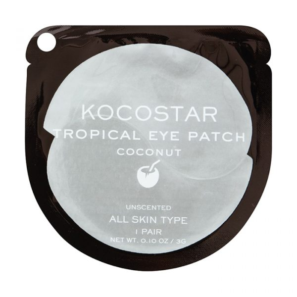 Kocostar Tropical Eye Patch Coconut Single