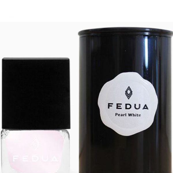 Fedua Pearl White Mini Box Nail Polish