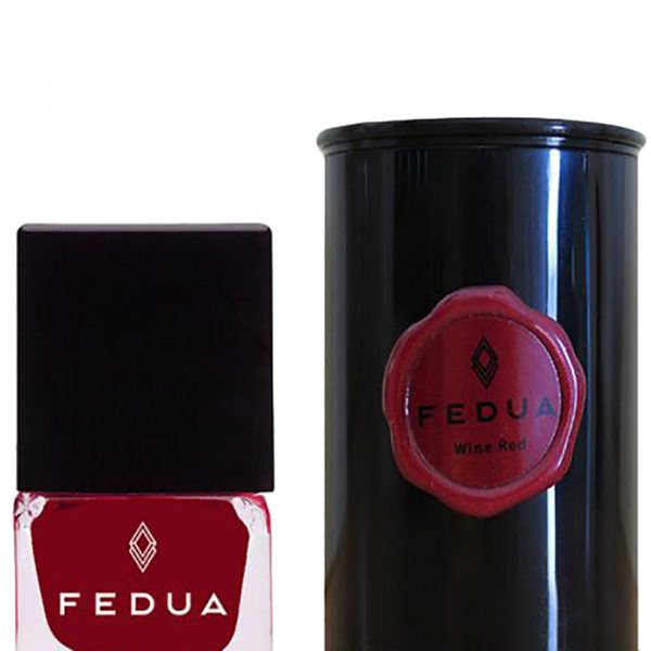 Fedua Wine Red Mini Box Nail Polish