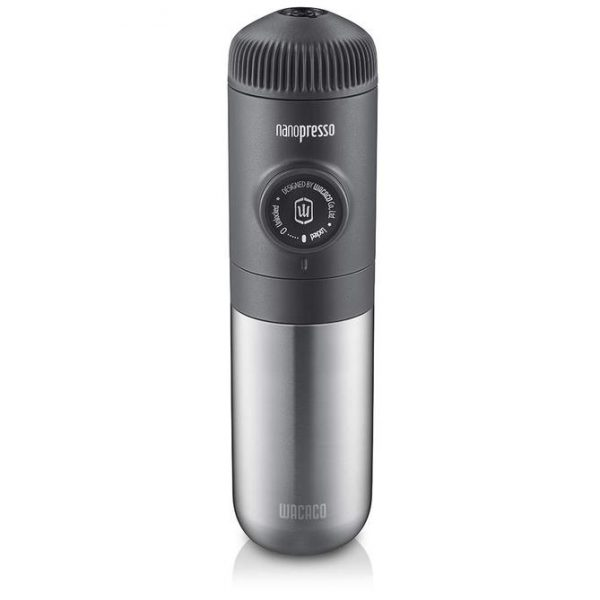 Wacaco Nanovessel 3-in-1 Vacuum Insulated Flask Compatible with Nanopresso