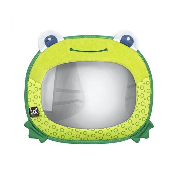 Benbat Travel Friends Car Mirror Frog