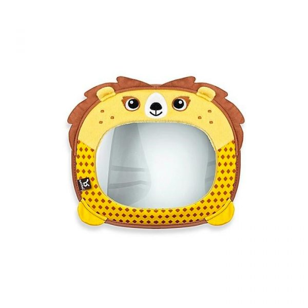 Benbat Travel Friends Car Mirror Lion