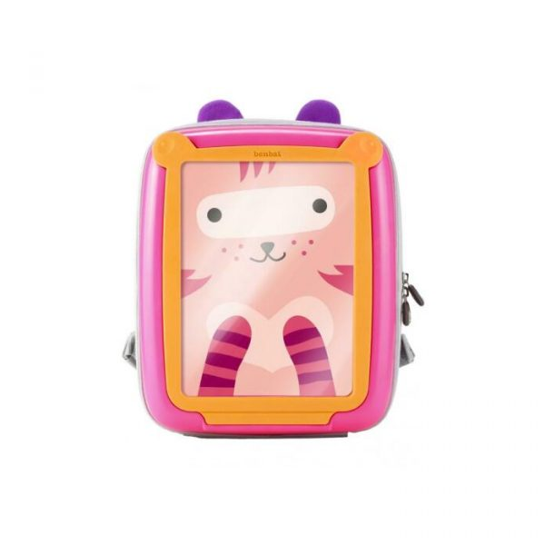 Benbat GoVinci Preschool Backpack PinkOrange