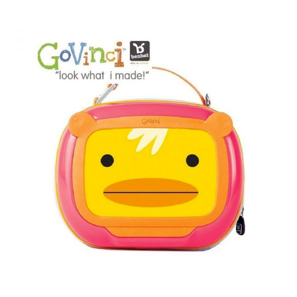 Benbat GoVinci Lunch Bag Pink