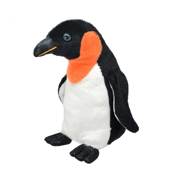 Wild Planet All About Nature Plush Toy Emperor Penguin