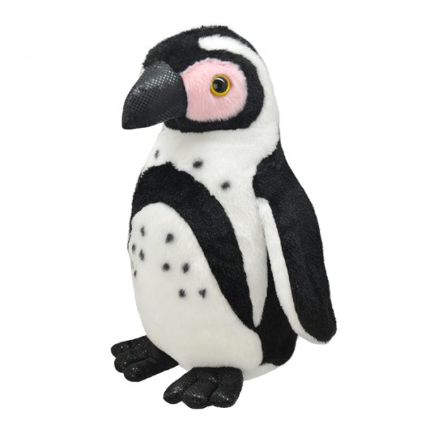 Wild Planet All About Nature Plush Toy Cape Penguin