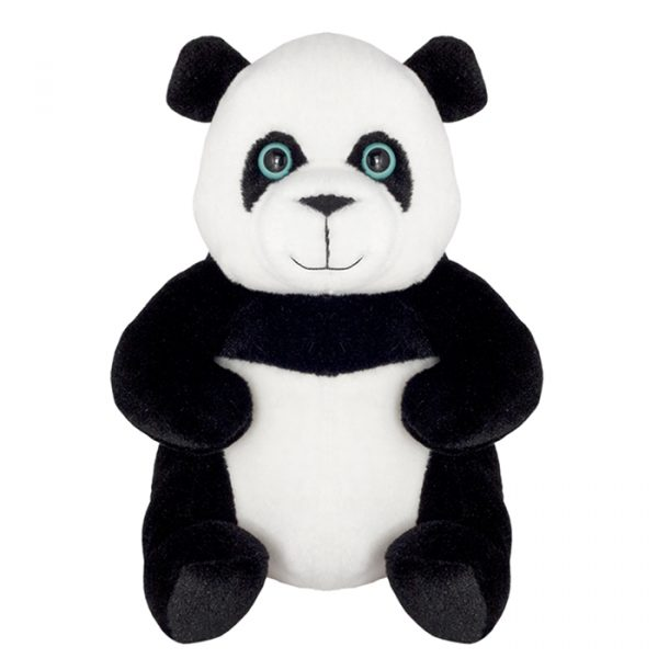 Wild Planet All About Nature Plush Toy Panda