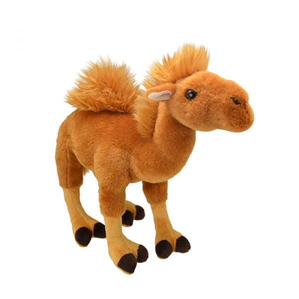 Wild Planet All About Nature Plush Toy Dromedary Camel