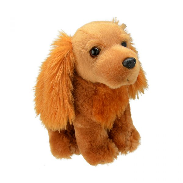 Wild Planet All About Nature Plush Toy Cocker Spaniel