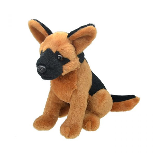 Wild Planet All About Nature Plush Toy German Shepard