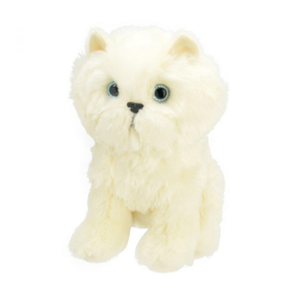 Wild Planet All About Nature Plush Toy Persian Cat