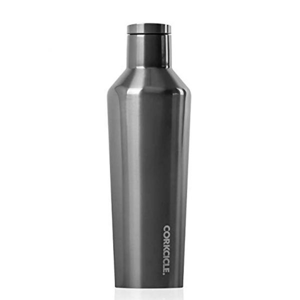 Corkcicle Canteen Vacuum Flask Gunmetal 470Ml