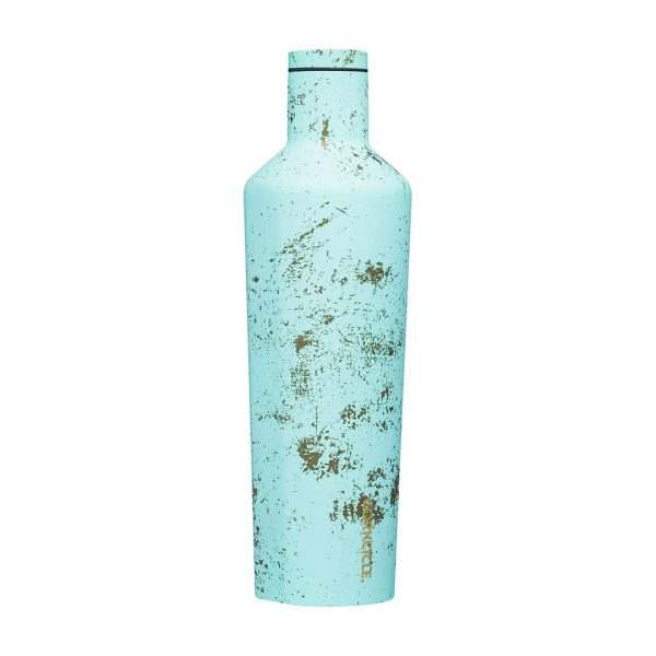 Corkcicle Canteen Bottle Bali Blue 740Ml