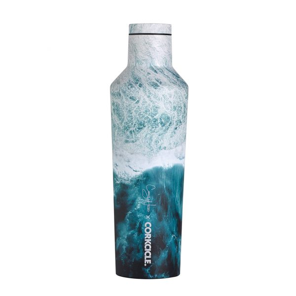 Corkcicle Canteen Vacuum Bottle 470Ml Big Wave