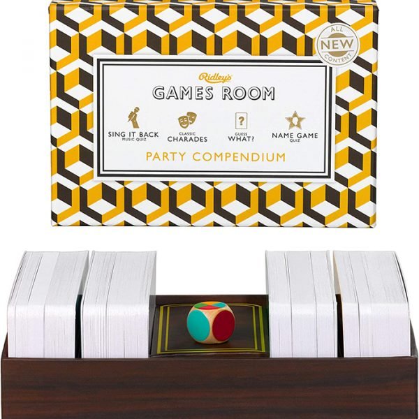 Ridley's Games Room Party Compendium Game Great Family Fun