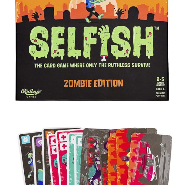 Ridley's Selfish Zombie Edition ? fast and fun game of zombies and survival