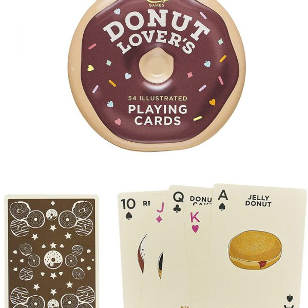Ridley's Games Donut Lover's Playing Cards