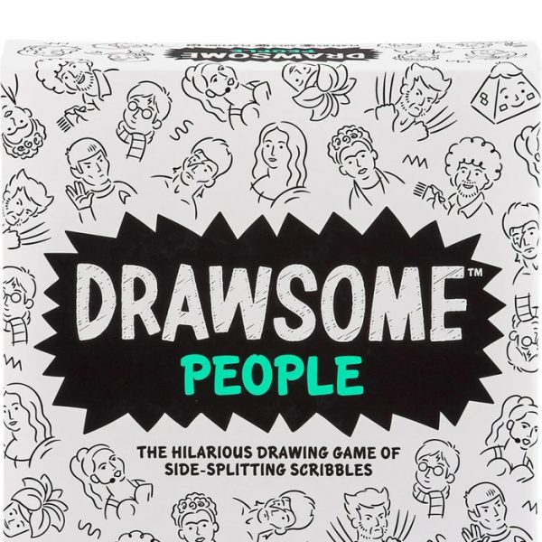Ridley's Games Drawsome People Game