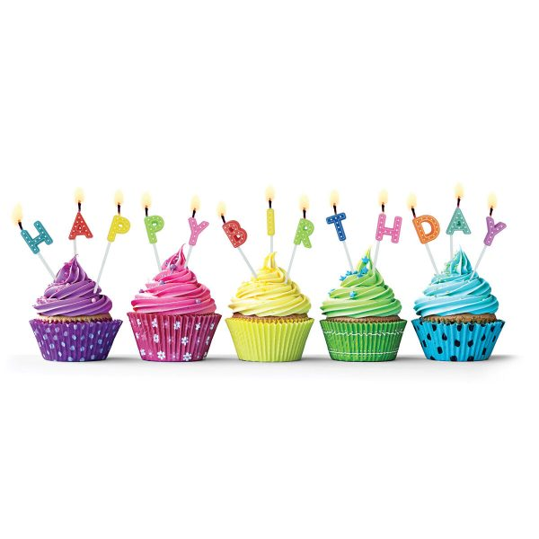 Legami Party Candle Cake Candles