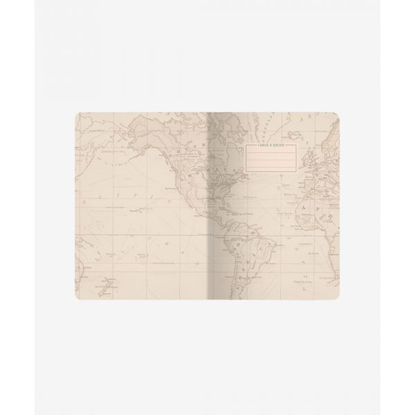 Legami Photo Notebook Medium Travel