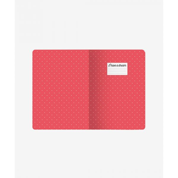 Legami Photo Notebook Medium Be Lucky
