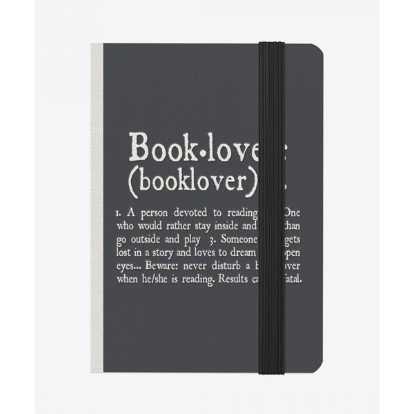 Legami Photo Notebook Medium Book Lover