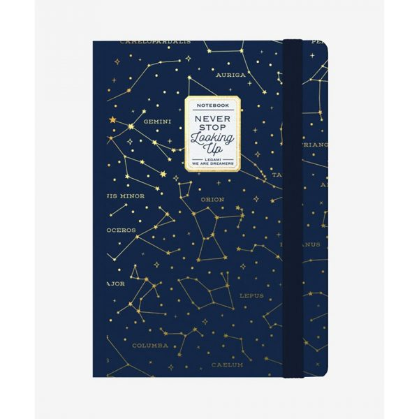 Legami Photo Notebook Medium Stars