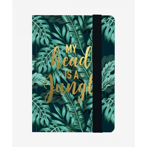 Legami Photo Notebook Medium Jungle