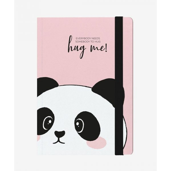 Legami Photo Notebook Medium Panda