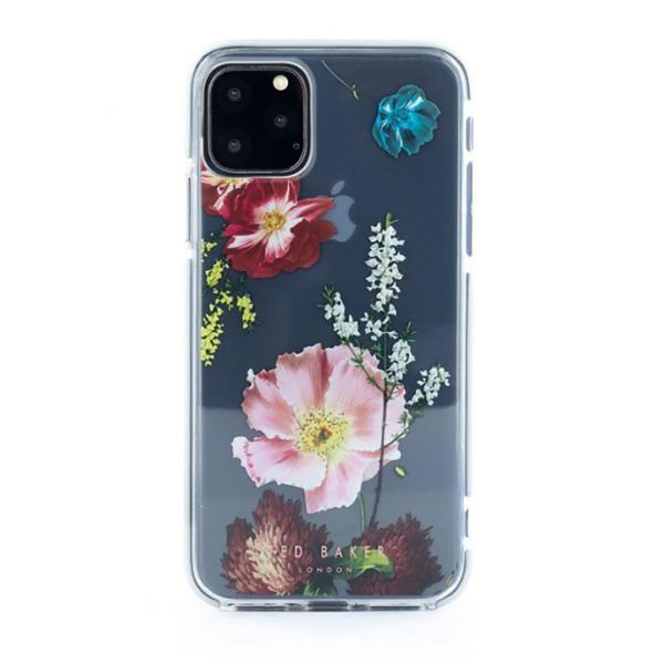 Ted Baker iPhone 11 Pro Max  AntiShock Phone Case Forest Fruits
