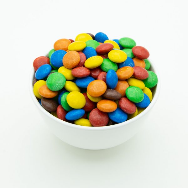 Multicolor Chocolate Buttons