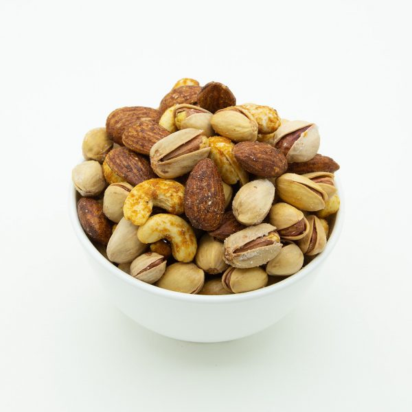 Healthy Dry Fruits and Raw Nuts Mix