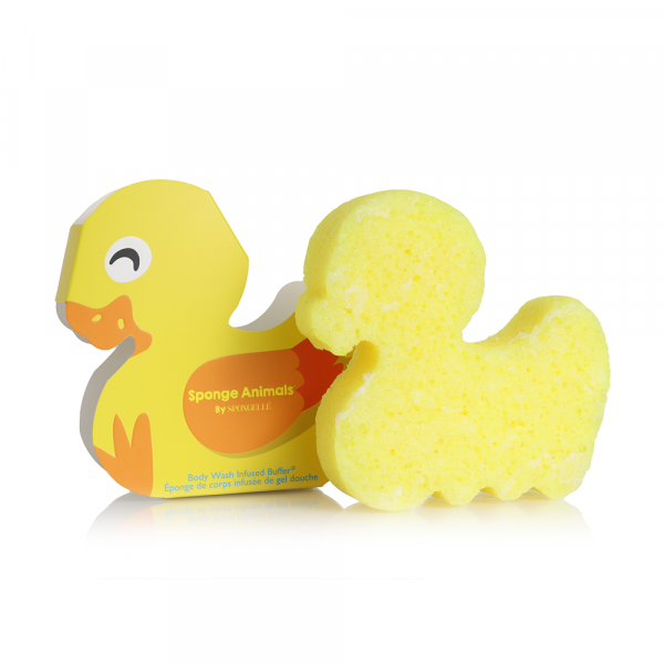 Spongelle Kids Sponge Animals Duck Multi Use