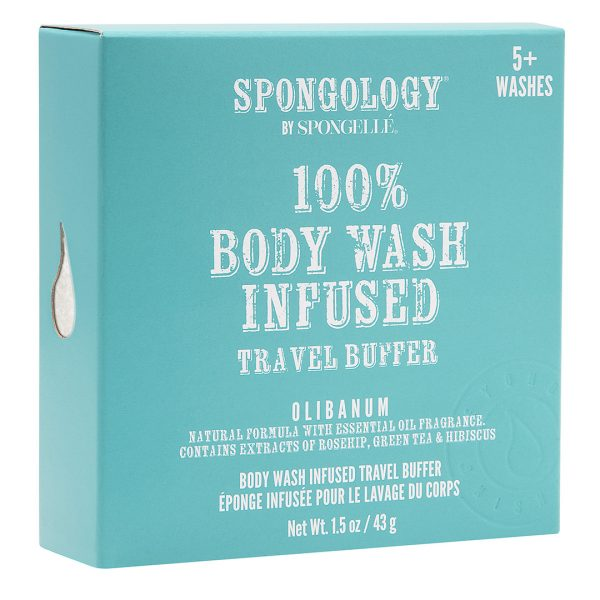 Spongelle Spongology Travel Buffer Olibanum 5 Washes