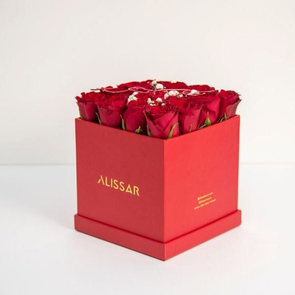 Alissar Flowers Love You Forever