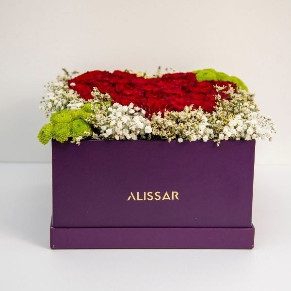 Alissar Flowers Art At Heart